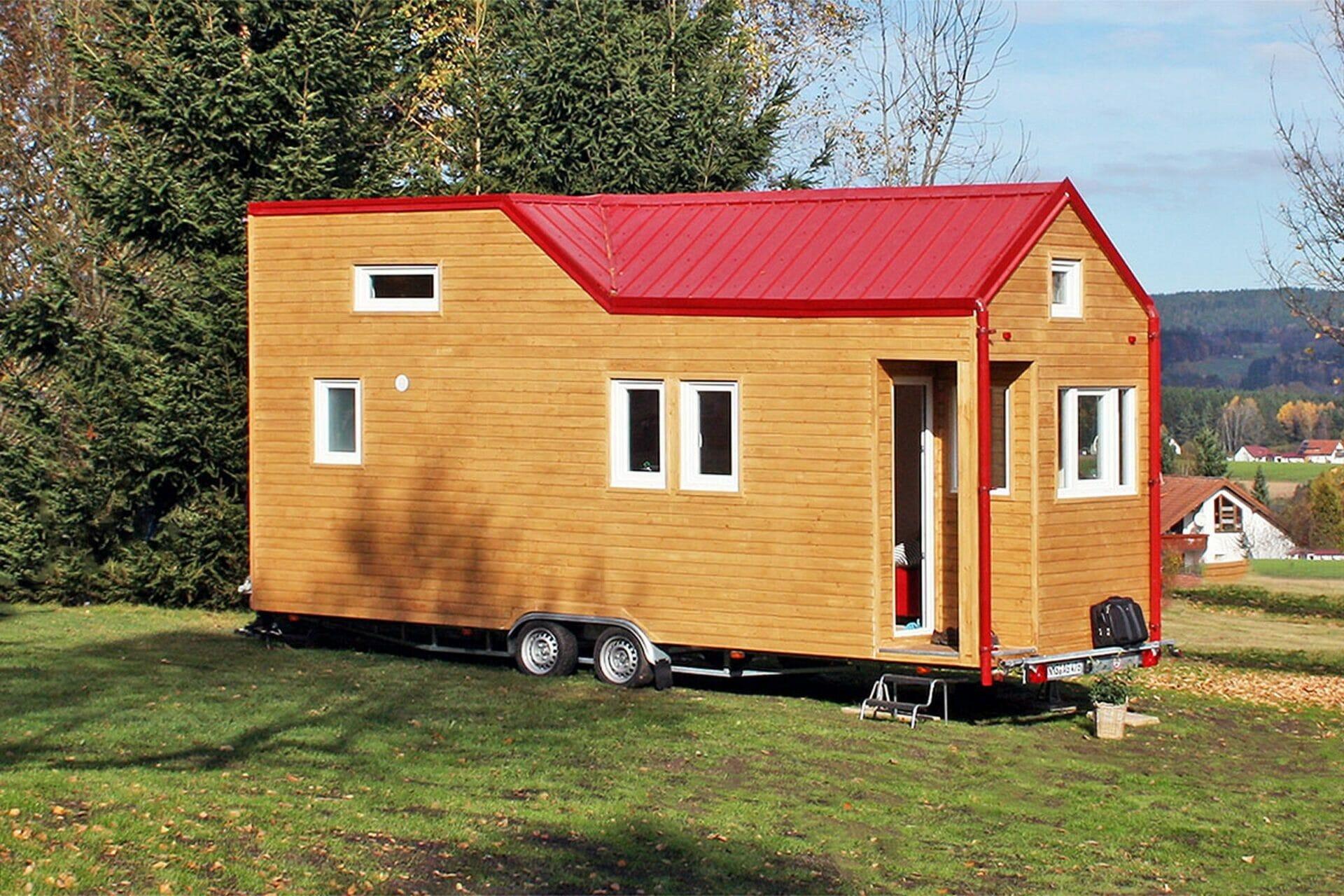Rolling Tiny House kaufen