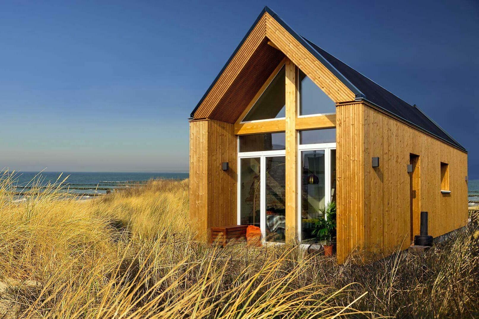 Tiny House am Meer
